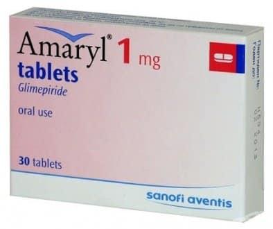 Amaryl (Glimepiride) Uses