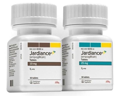 Jardiance (Empagliflozin) 10 mg and 25 mg Side Effects