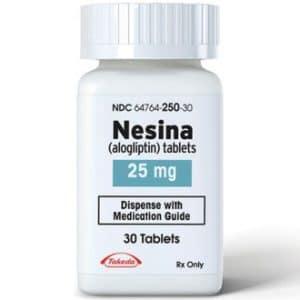 Nesina (Alogliptin): Uses, Side Effects and Dosage