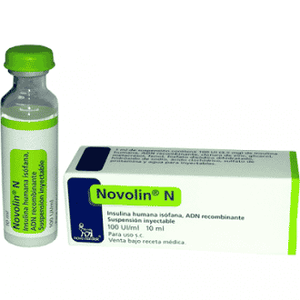 Novolin N (NPH) Insulin Peak Times, Onset and Duration of Action