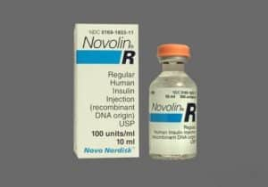 Novolin R Insulin - Side Effects, Dosage, Peak Times, Onset and Duration of Action