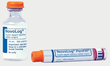 Novolog (Insulin Aspart) - Onset, Peak Time, Duration of Action