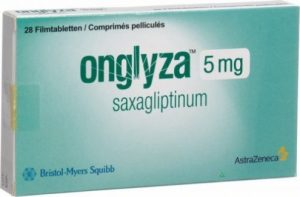 Onglyza (Saxagliptin) Uses