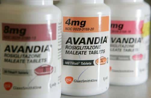 Rosiglitazone (Avandia) Uses and Dosage