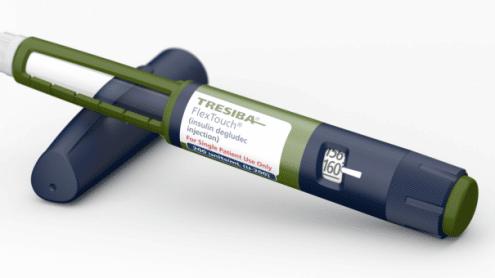 Tresiba (Insulin Degludec) Uses