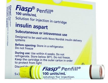 What is Fiasp Insulin Used For - Side Effects and Dosage