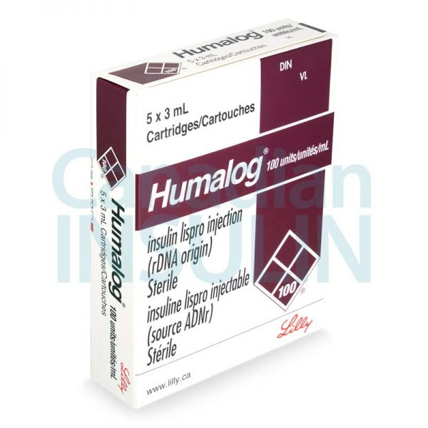 humalog cartridges