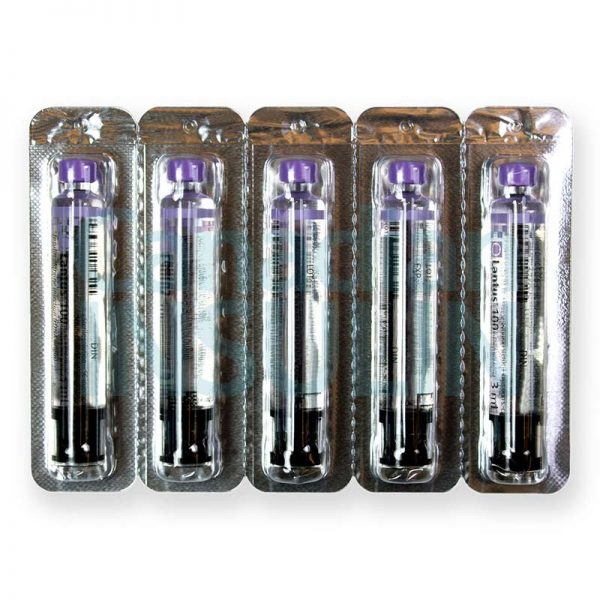 lantus insulin cartridges