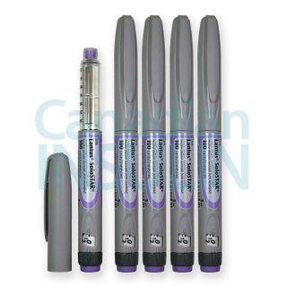 lantus solostar pens