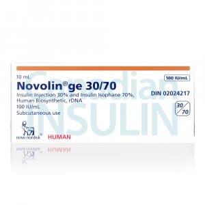 novolin ge 30 70 vials