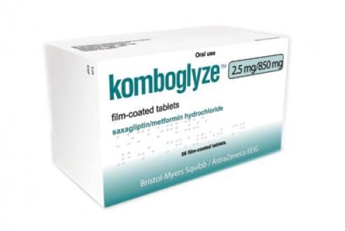 Komboglyze (Saxagliptin Metformin) Uses, Side Effects and Dosage