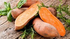 sweet potato and diabetes